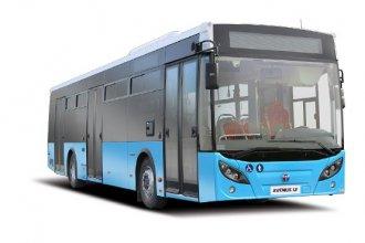 Türkiye'nin İlk Yerli Elektrikli Otobüsü : Temsa Avenue EV