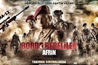 Bordo Bereliler 2: Afrin filmi Mart ayında vizyonda!