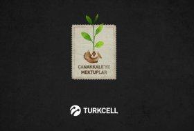 Turkcell'den Çanakkale'ye Mektuplar Projesi