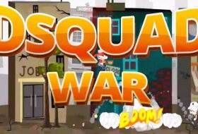 Ücretsiz DSquad War Steam Key'i