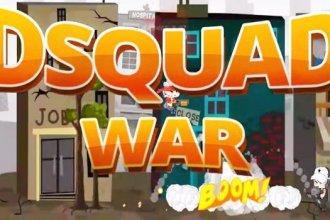 Ücretsiz DSquad War Steam Key'i