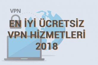 En iyi ücretsiz VPN hizmetleri 2018