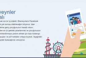 Facebook, Ebeveynler Portalı'nı Yayınladı!