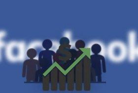 Facebook'un Kullanıcı Sayısı ve Elde Ettiği Gelir Ortaya Çıktı