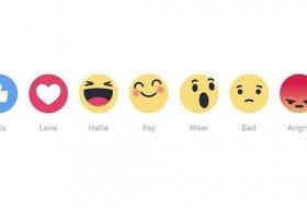 Facebook'ta Yorumlara İfade (emoji) Bırakma Özelliği Geldi
