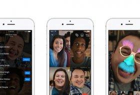 Facebook Messenger'da Artık Görüntü Grup Görüşmesi Mümkün