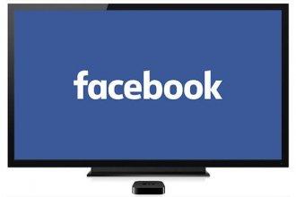 Facebook, TV Uygulaması Üzerinde Çalışıyor