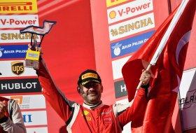 Galip Atar, Avrupa şampiyonasında liderliğe yükseldi
