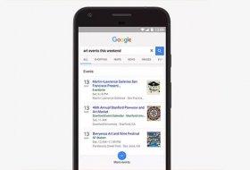 Google, Arama Sonuçlarına Yerel Etkinlikler Ekliyor