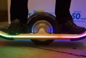 Hoverboard Technologies'in Yeni Kaykayı