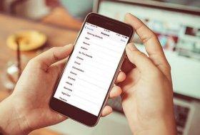 iPhone zil sesi değiştirme – Zil sesleri oluşturma