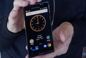 Dünyanın En Güvenli Telefonu John McAfee Privacy Phone'dan İlk İzlenimler