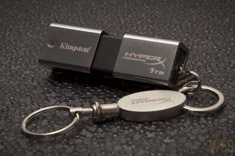 Kingston 1TB ve 2TB USB Depolama Aygıtlarını Dağıtmaya Başladı