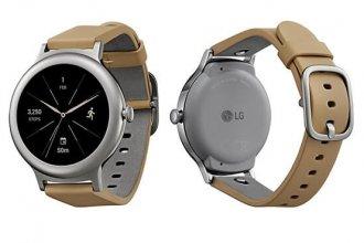 LG Watch Style'dan Yeni Görüntüler Ortaya Çıktı