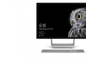 Microsoft'un Yeni Bilgisayarı: Surface Studio