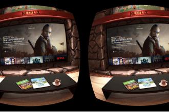 Netflix VR, Şimdi Google Play'de