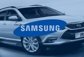 Samsung Çinli Otomotiv Firmasının Hissesini Alıyor