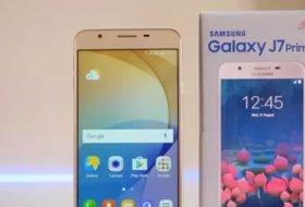 Samsung Galaxy J7 Prime'a Android 7.0 Nougat Gelecek
