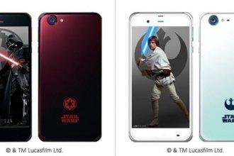 Star Wars Markalı Akıllı Telefonlar Yolda