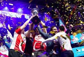 Milli Takım, CS:GO Dünya Şampiyonası'da Şampiyon Oldu!