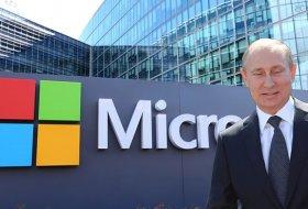 Rusya'da Microsoft Ürünlerine Savaş!