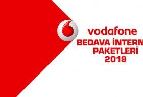 Vodafone bedava internet nasıl yapılır? 2019 ücretsiz kampanyalar