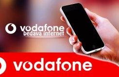 Vodafone 29 Ekim bedava internet kampanyası 2018